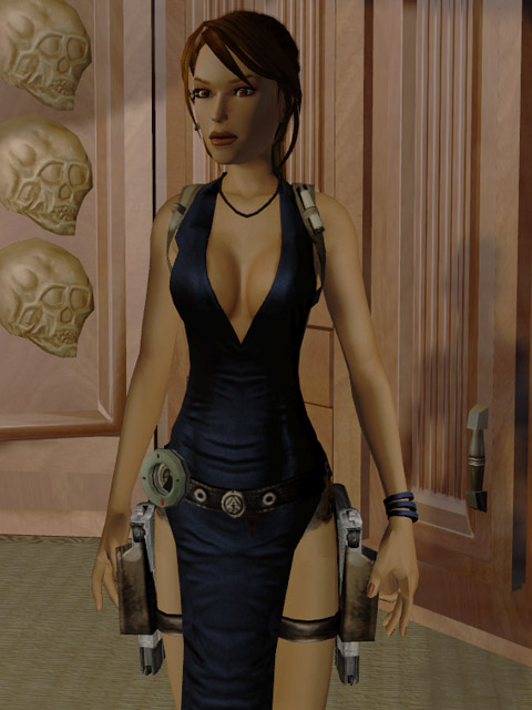 Tombraidergirl S Walkthrough Legend Outfits